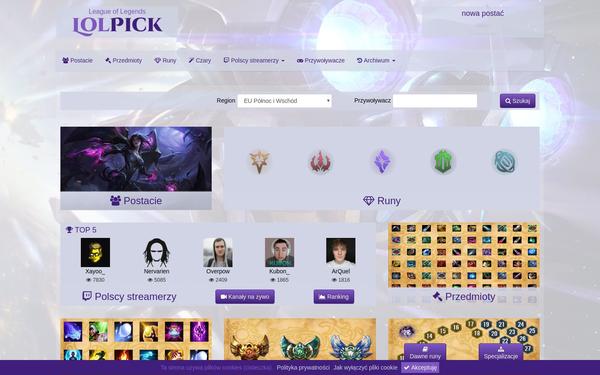 League of Legends randki online